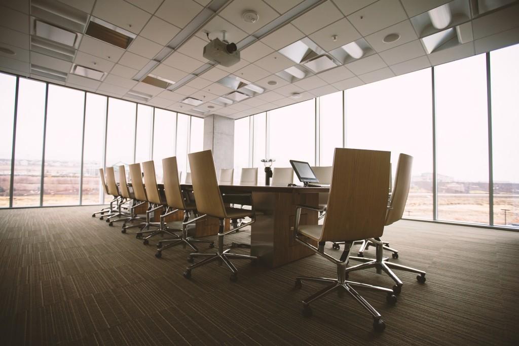 business meeting room