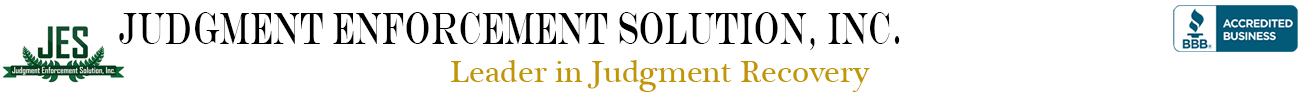 Judgment Enforcement Solution, Inc.